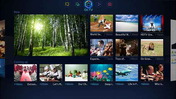 Samsung 8500 Series 64-inch Plasma TV (PN64F8500) smart tv
