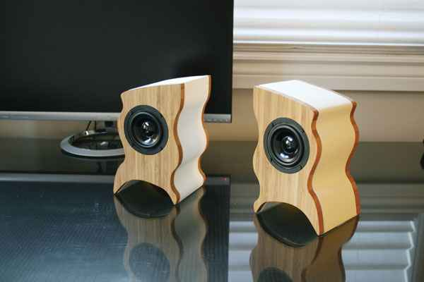 Serene Audio Talisman Active Speakers