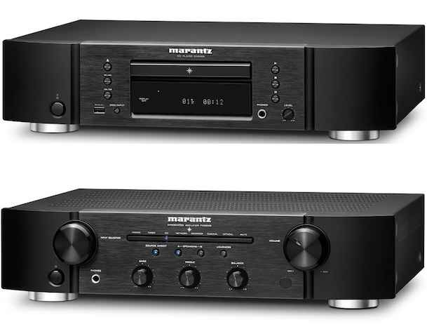 Marantz cd6005 pm6005