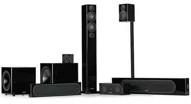 Monitor Audio Radius Series - updated