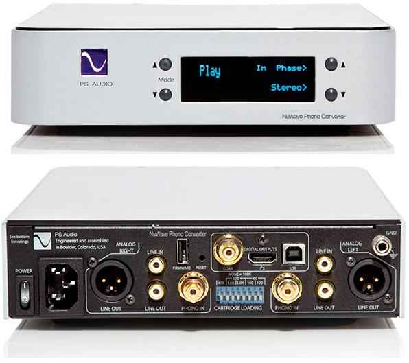 PS Audio NuWave Phonoconverter