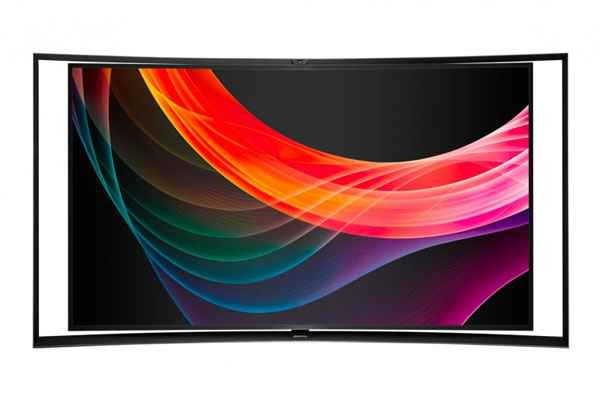 Samsung KN55S9C Curved Screen OLED TV