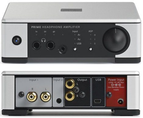 Meridian Headphone Amplifier