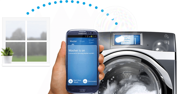 Samsung Smart Home samsung-washing-machine (Custom)