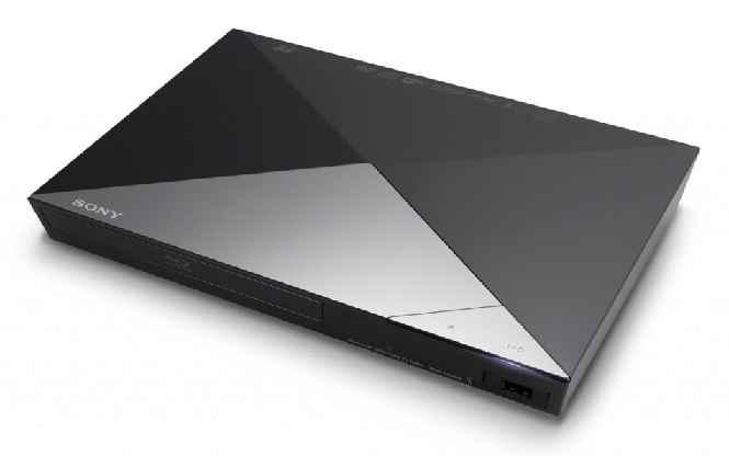 Sony Blu-ray CES