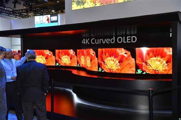 panasonic 4K OLED Panels