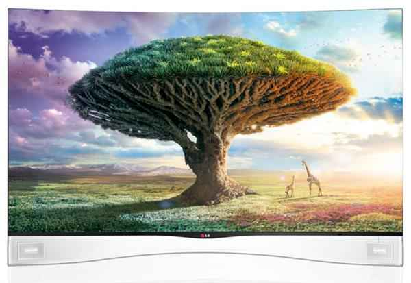 LG OLED TV 55EA9800 (Custom)