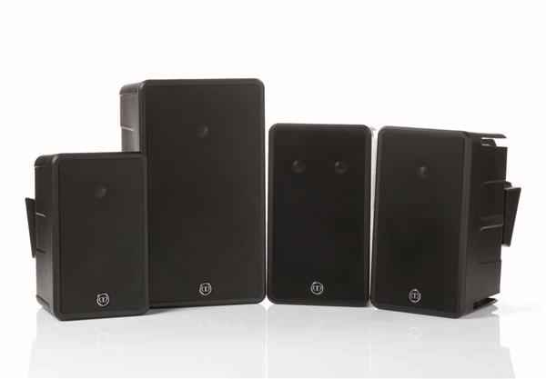 Monitor Audio Climate Outdoor speakers group