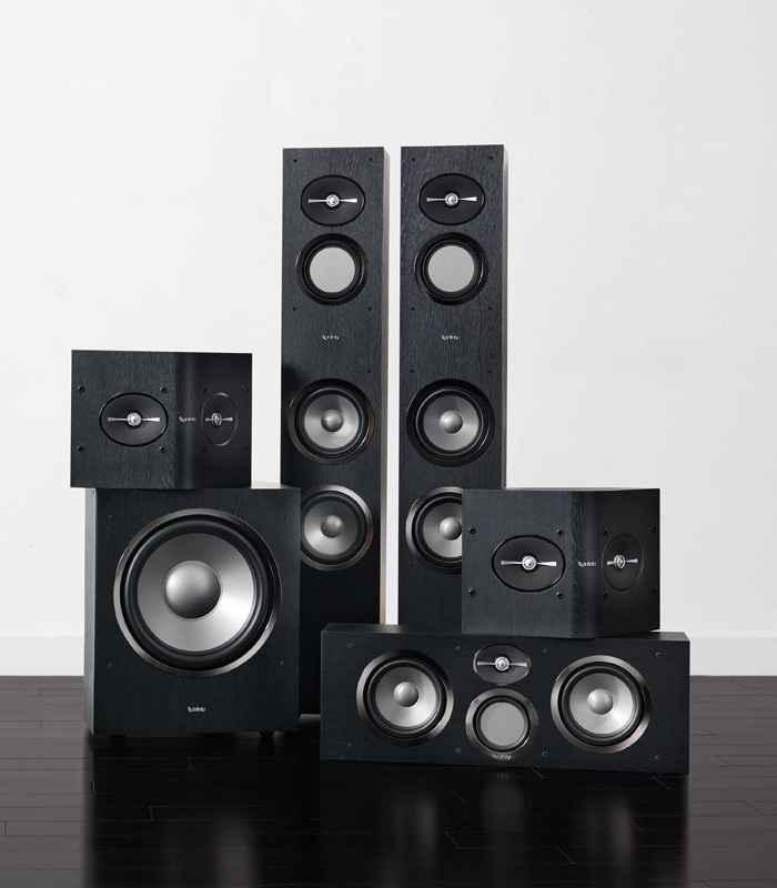 Infinity Loudspeakers - 2014