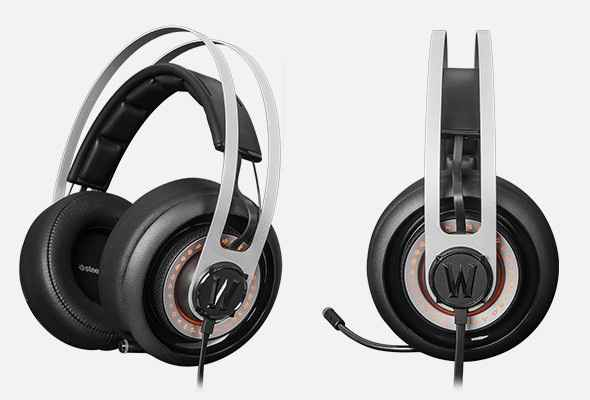 Steel Series Headphones