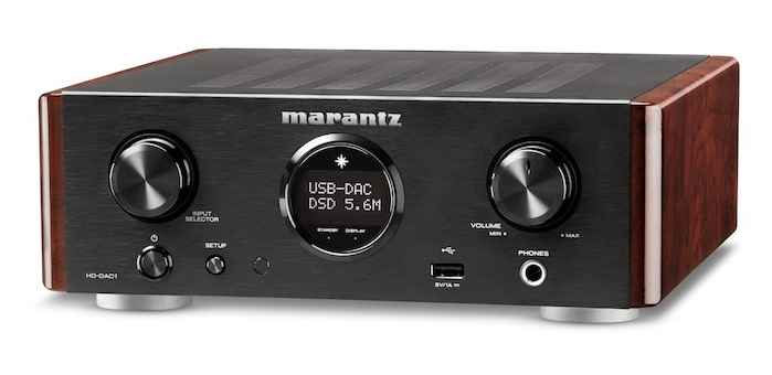 Marantz Headphone Amp HD-DAC1