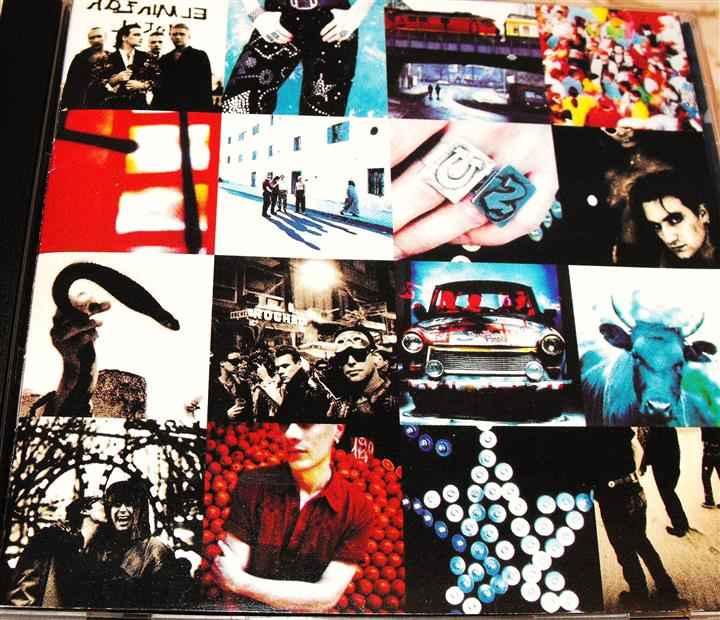 Pic#3- U2- Achtung Baby- (Custom)