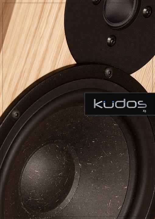 Kudos Audio X3 driver (Custom)