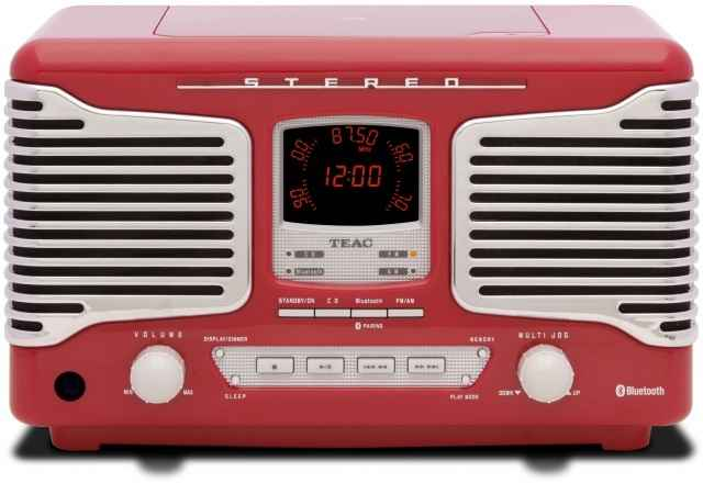 Teac desktop radio