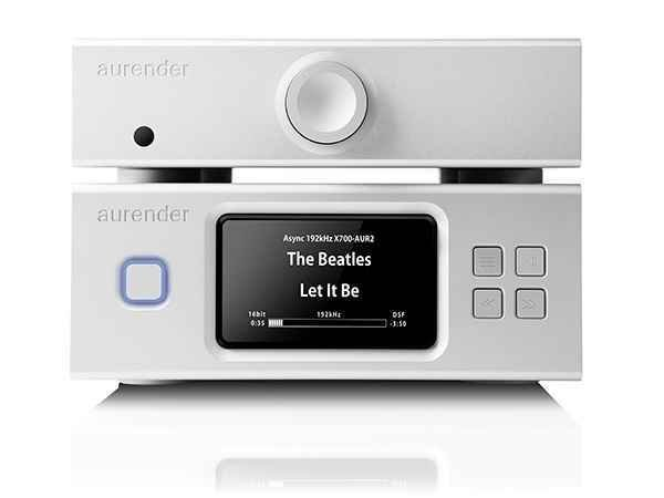 Aurender X-PAC and N-PAC Plug-and-Play High-Resolution Audio Systems (CES 2015)