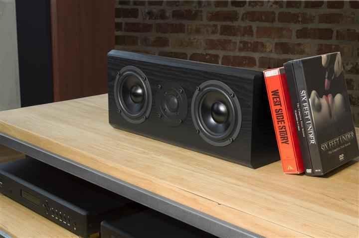 Bryston AC1 Micro Speaker (Custom)