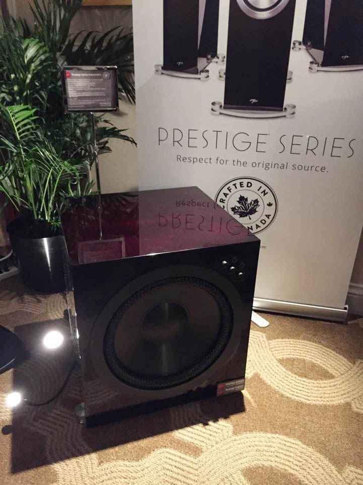 Paradigm Prestige Series CES 2015 02