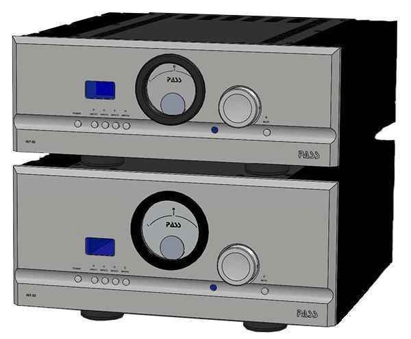 Pass Labs INT-60 and INT-250 Integrated Amplifiers (CES 2015)