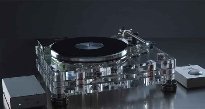 Vertere Reference Turntable (Custom)