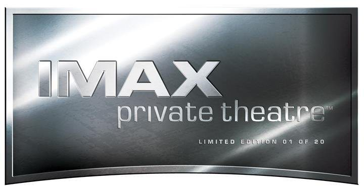 IMAX IPT 001 Plaque Rendering (Custom)