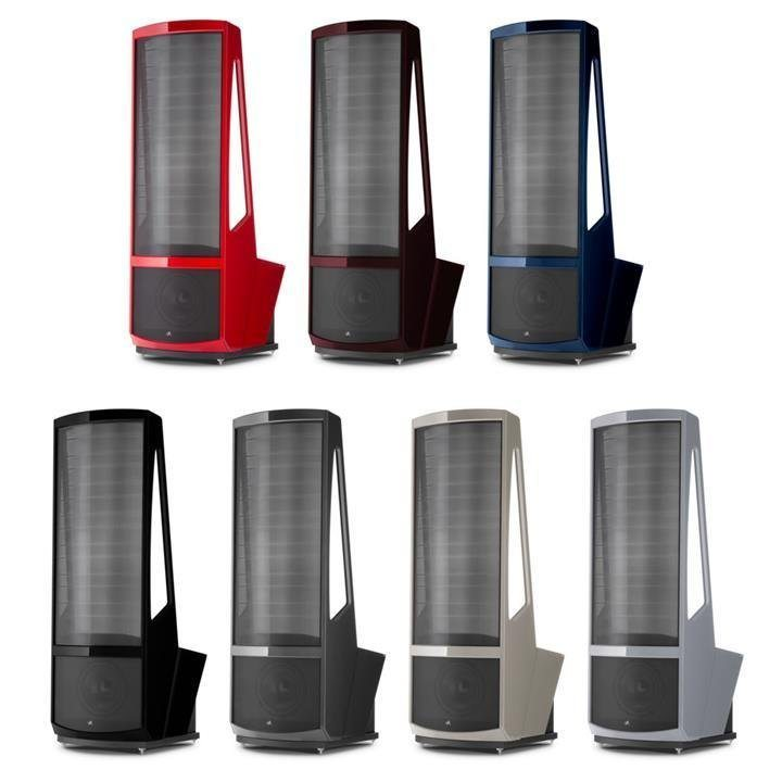 MartinLogan Neolith Flagship Speaker colours (Custom)