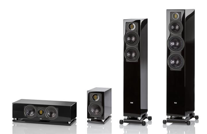 ELAC_Line 400_Black High Gloss (Custom)
