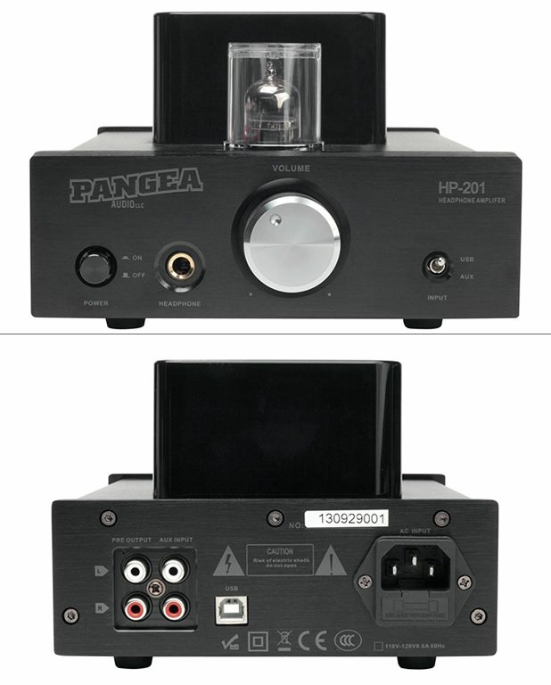Pangea Headphone Amp