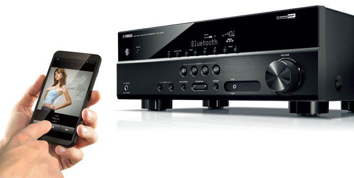 Yamaha RX-V379 AV Receiver 2 web