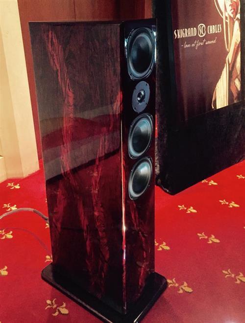 ACA Skogrand speaker 4 (Custom)