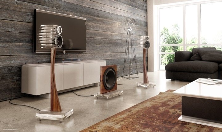 Eden Acoustics AIR - Sound of Art Loudspeakers