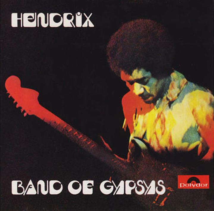 Jimi Hendrix Band of Gypsys (Custom)