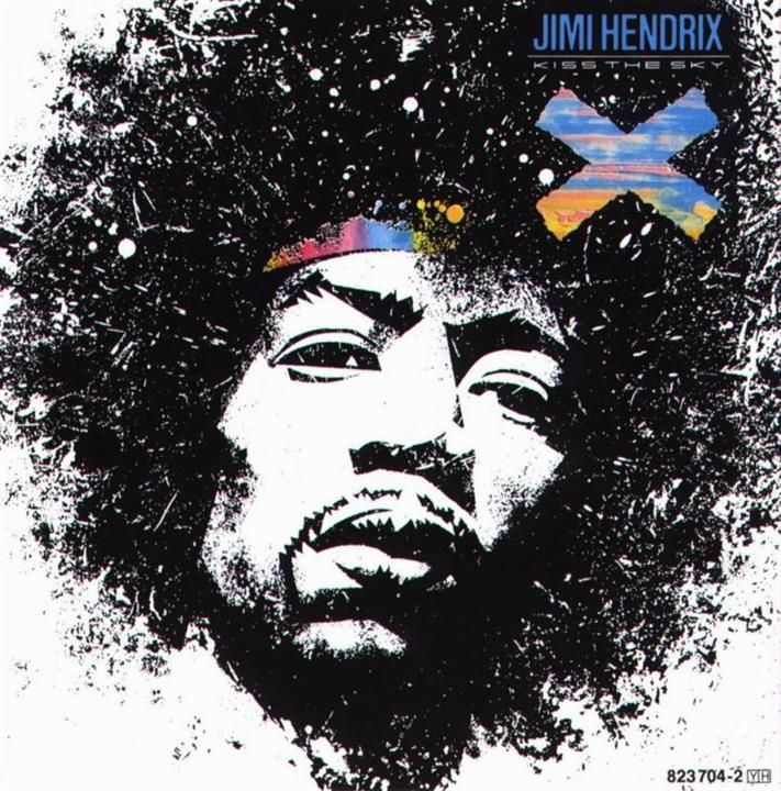 Jimi Hendrix Kiss_the_sky_cover (Custom)