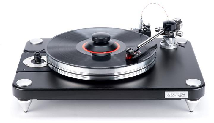 VPI Scout turntable (Custom)