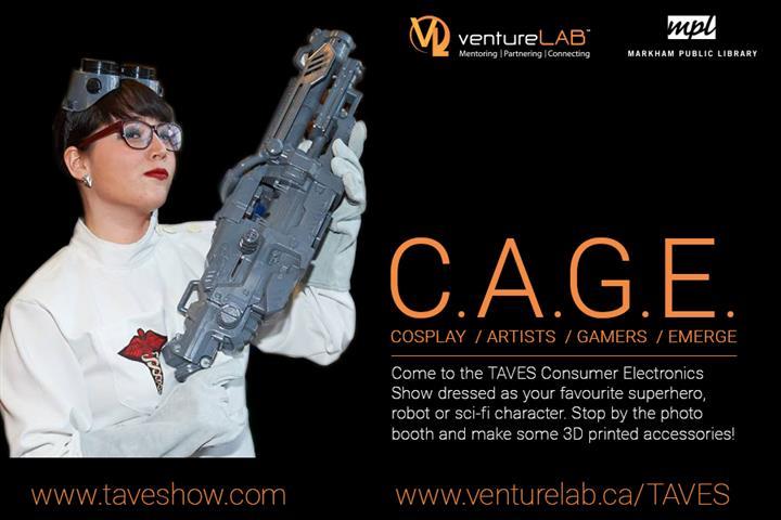 CAGEpromo (Custom)