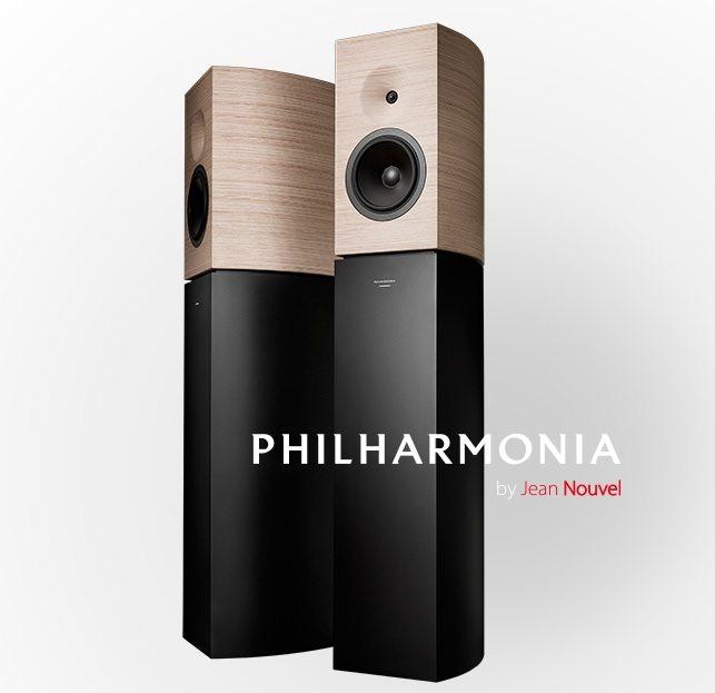 Amadeus Philharmonia Loudspeaker