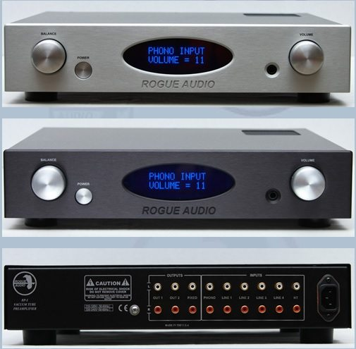 Rogue Audio RP-1 Preamp