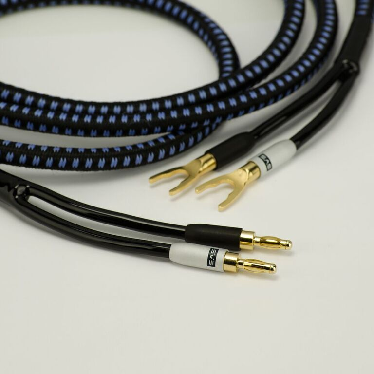 SVS finished speaker cables
