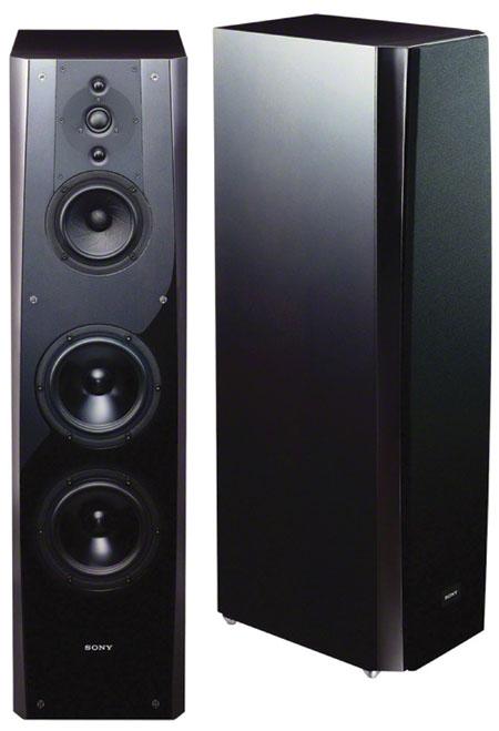 Sony SS-NA2ES Loudspeakers