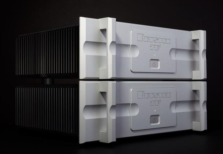 Bryston Cubed Series Amps CES 2016 - 03 (Custom)