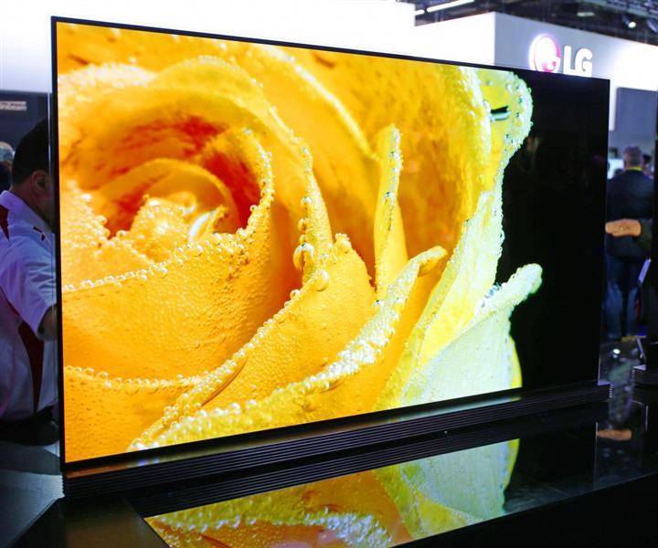 LG 77G6 65E TVs CES 2016 (Custom)