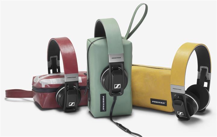 F703 Sennheiser Freitag Headphones (Custom)