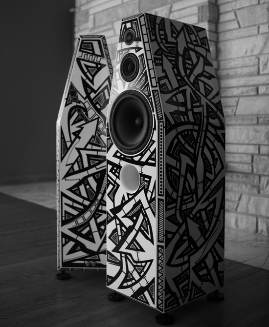 ArtVibes Audio DaVinci Loudspeaker Review 02
