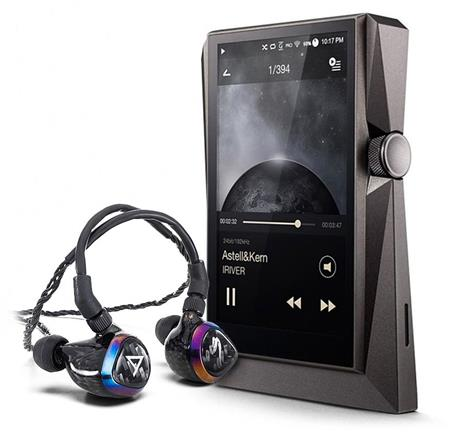 Astell&Kern AK380 (Custom)