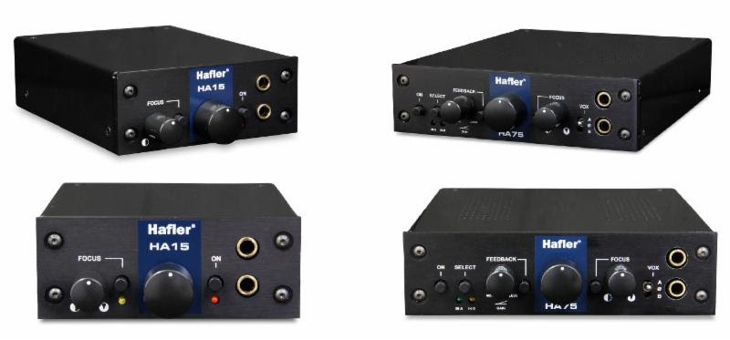 Hafler Headphone Amps