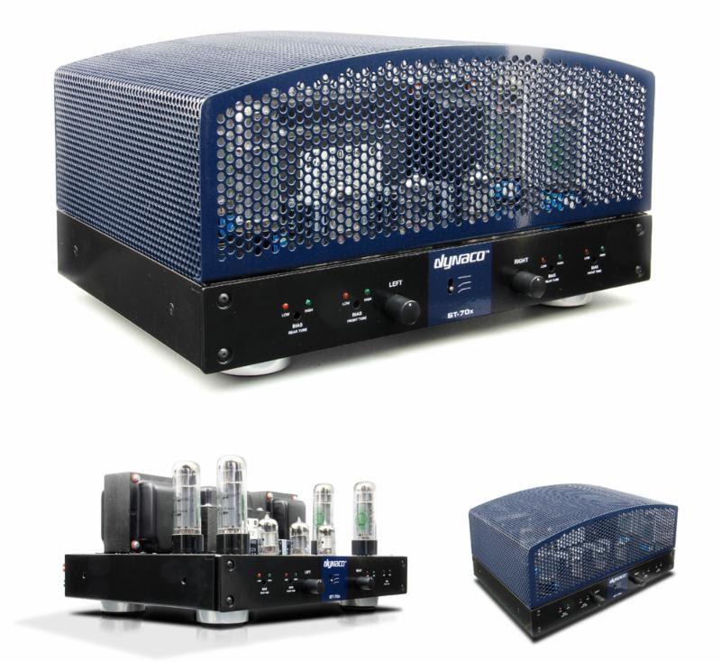 Hafler ST70 amplifier