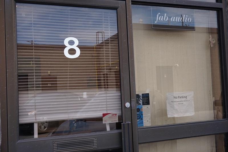 2. Store Front Entrance pub