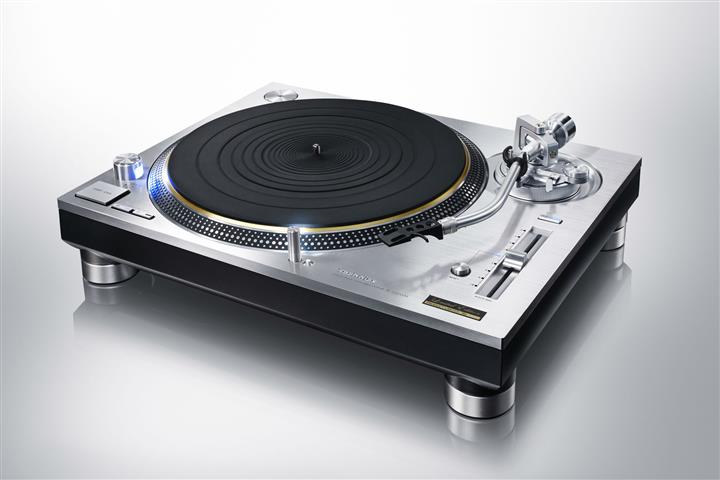 Technics Grand Class Direct-Drive Turntable System SL-1200G (Custom)