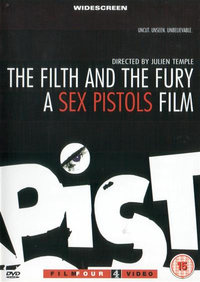 The Filth & the Fury a Sex Pistols Film (Custom)