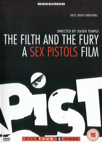 The Filth & the Fury a Sex Pistols Film (Custom)