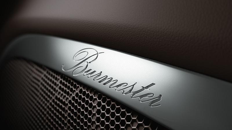 Porsched - Burmester - Panamera